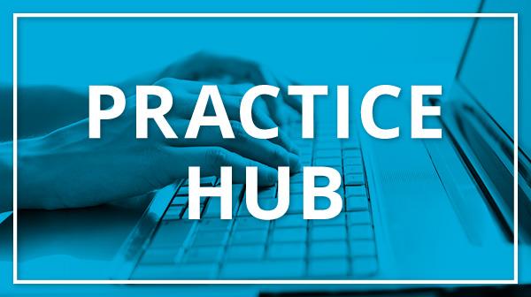 practice hub